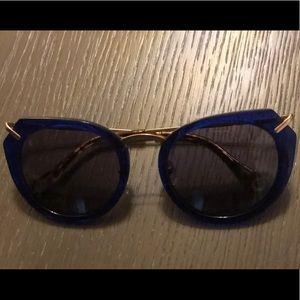 Raen Blue Sunglasses